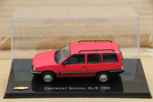 Altaya-1-43-Chevrolet-Ipanema-SLE-1992-Collection-Diecast-Models-Limited-Edition