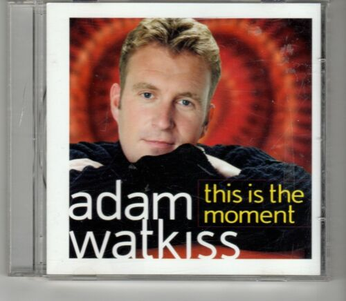 1 of 1 - (HO145) Adam Watkiss, This Is The Moment - 2001 CD