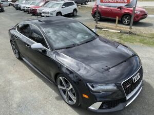 2015 Audi RS7 560HP!! AWD!!! QUATTRO!! CERTIFIED!!