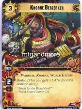 Warhammer 40000 Conquest LCG - Khorne Berzerker  #084 - Base Set