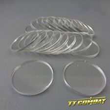 TTCombat - Round Clear Bases (32mm)