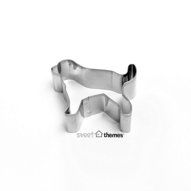 Labrador Mini Cookie Cutter / Clay, Fruit or Fondant Cutter