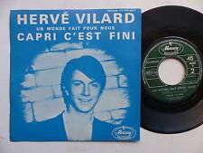 HERVE VILARD Capri c est fini 154048 MCF JUKE BOX