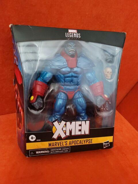 "Hasbro Marvel Legends Series 6"" Marvel's Apocalypse Action Figure - Sealed"