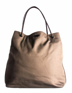 a4cea7c6d175 Image is loading GUCCI-Beige-Gifford-Shopping-Tote-Bag