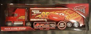 DISNEY-PIXAR-CARS-JADA-MACK-WITH-TRAILER-HAULER-1-24-SCALE-FITS-2-CARS-SAVE-6-G