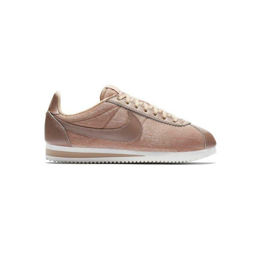 Da Donna Nike Nike Nike Classic Cortez Prem mtlc rosso bronze Scarpe da ginnastica 905614 903 0b447c