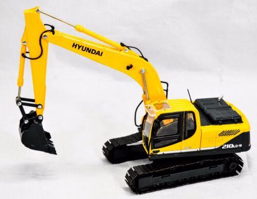 "en OVP nuevo Hyundai Heavy Industries vehí /""Robex 210 lc-9/"" 1:40"
