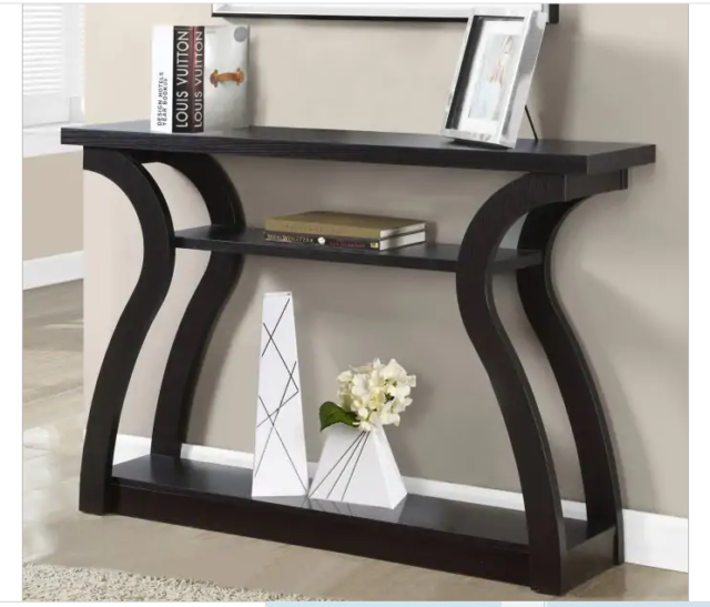 Console Table Furniture Modern Entryway