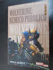 WOLVERINE - NEMICO PUBBLICO - COLLEZIONE 100% MARVEL BEST - 2008