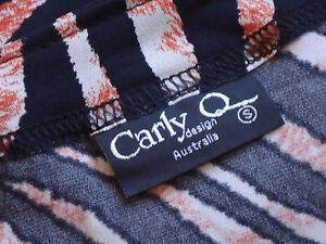 CARLY-Q-SlinkyStretchAnimalPrint3-4SlvdWrapSizeSasNEW