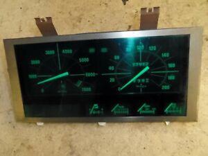 Matra-Simca-Bagheera-1973-76-Kombiinstrument-Tacho-DZM-Drehzahlmesser-Veglia