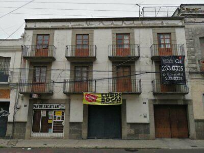 CASONA EN VENTA CENTRO HISTORICO DE PUEBLA 5 DEPARTAMENTOS