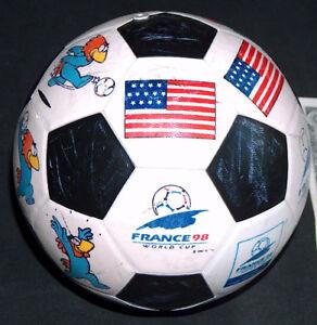 1998 Fifa World Cup France Mini Futbal Ballon de Football- Footix Coupé Du Monde M1cRlCfe-07150433-221579334