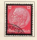 Germany 1934 Early Issue Fine Used 12pf. 140419