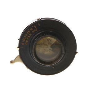 "Vintage Gundlach 5""x7"" Rapid Convertible 7"" f/8, 12"" f/16, 18"" f/22 Lens - UG"