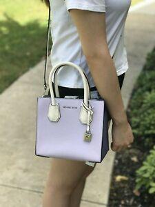 Michael-Kors-Mercer-Colorblock-Leather-Crossbody-Handbag-Crossbody-NWT