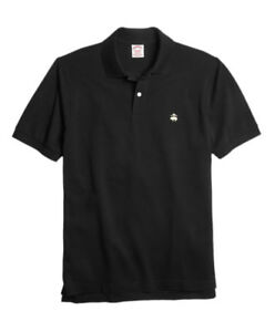 Brooks Taille 731329387632 Homme Or Noir Petite 3 Polo S 3675 Brothers 70 Performance Petite rtwxOr0Xq