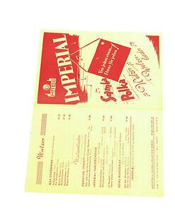 Offizielle Website Imperial Nachtrags Katalog Top Zustand!! GläNzend k128