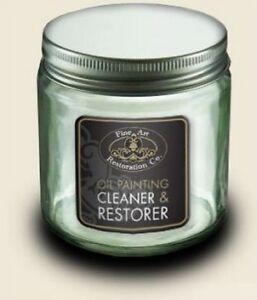 Antique-Oil-Painting-Cleaner-amp-Restorer-Removes-Dirt-amp-Revives-Varnish