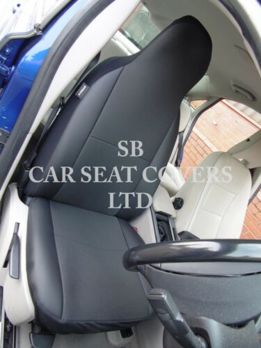 ROSSINI ANTHRACITE//LEATHERETTE TRIM TO FIT A CITROEN C4 CAR SEAT COVERS 2012