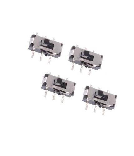 20 un. nuevo MSS22D18 Mini Interruptor Deslizante SMD 2P2T 6-Pin