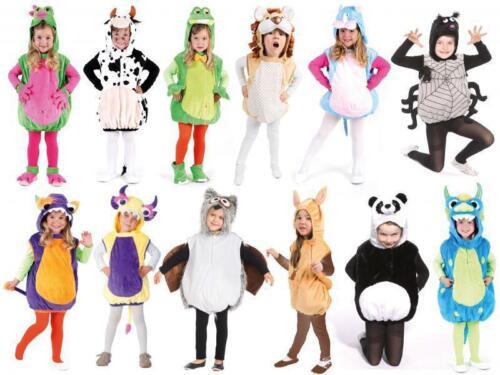 Kangourou Kangourou Hibou Grenouille Lion Monstre araignées Enfants Gilet Costume Overall