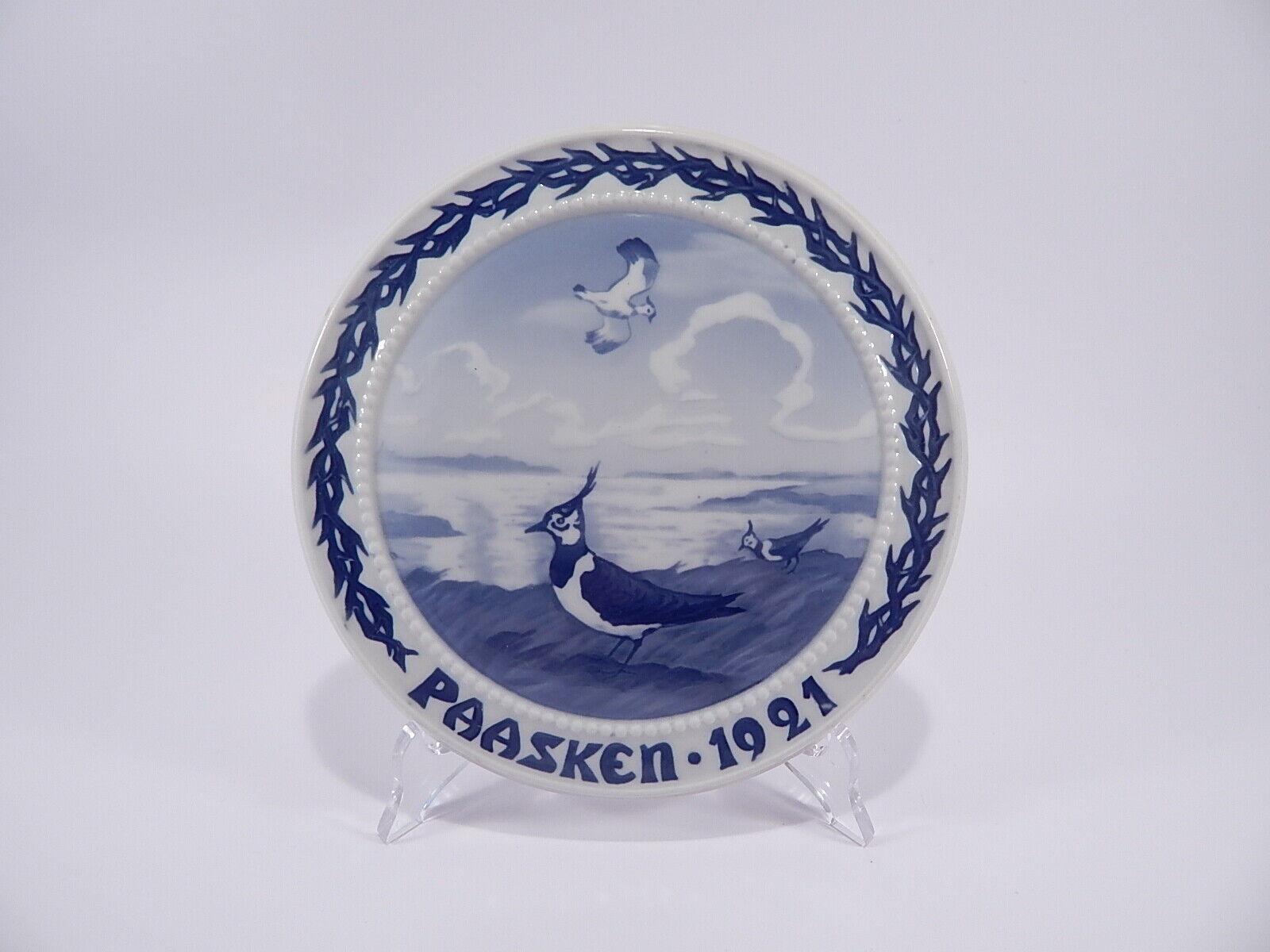 Bing & Grondahl Plate Easter 1921
