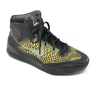 buy cheap c4155 63ff5 Men's Nike Kobe 9 IX Elite Shoes Sneakers Size 6 Basketball Black ...