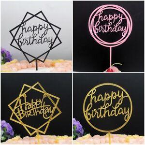 Fashion-Acrylic-Birthday-Cake-Food-Kids-Cupcake-Decoraiton-Party-Supplies