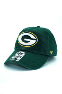47 NFL Green Bay Packers Franchise Stretch Fitted Hat New w tags ... 57d74370b