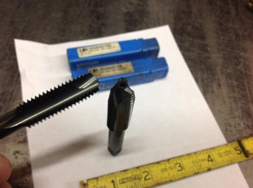 2-Piece  UB 9//16-12 NC GH3 HSS 3-Flute Spiral Point Hand Tap DB60108 DB-60108