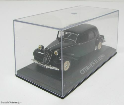 Citroen 11 in schwarz 1:43 1950