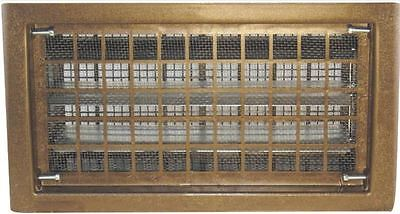 Witten 315CBR Replacement Auto Foundation Vent, Brown