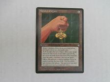 Carte magic Amulette saugrenue / Amulet of Quoz Ere Glaciair rare !!!