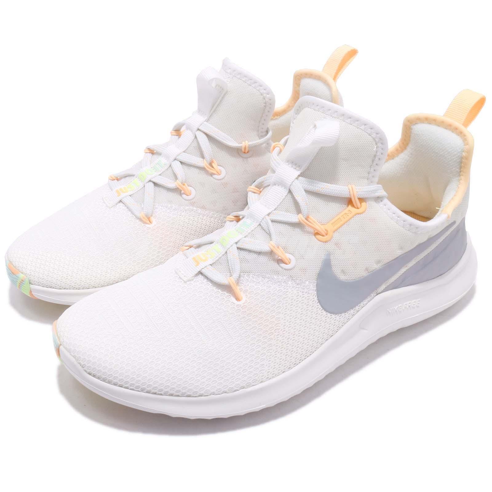 Wmns Nike Free TR 8 Rise VIII Summit White Women Cross Training shoes AH8183-100