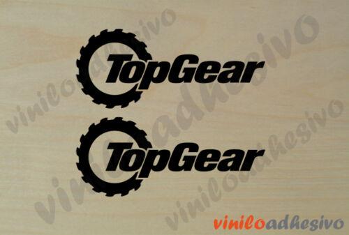PEGATINA STICKER VINILO COCHE Top Gear ref2 autocollant aufkleber adhesivi