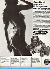 (AM) EPOCA976-PUBBLICITA'/ADVERTISING-1976- FUJICA ST 901