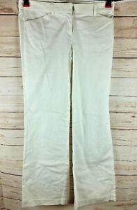Donna Gessato 8x33x33 In A Cotone Da Segal Righe Bianco Pantalone Laundry Shelli By xw7RqzRX