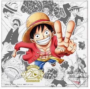 Ichiban Kuji One Piece Takumi no Keifu  Canvas Art Board Full Set of 8
