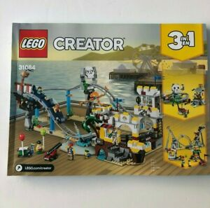 Details about Lego 31084 - Pirate Roller Coaster - INSTRUCTIONS ONLY