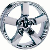 Four 20 Chrome Ford F150 Lightning Expedition Wheels Rims 1997-2004 Alloy