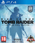 Rise of The Tomb Raider 20 Year Celebration Artbook Edition Ps4 &