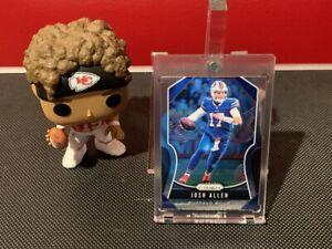 2019 Panini Prizm Josh Allen #3 Buffalo Bills!