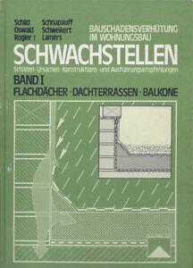 Bauschadensverhuetung-im-Wohnungsbau-Schwachstellen-Band-1-Flachdach-Balkone