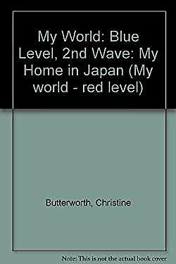My Home in Japan by Butterworth, Christine, Bailey, Donna-ExLibrary
