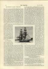 1898 Miss Ada Blanche As Violet Valylow Shade Of Hms Sea Lark