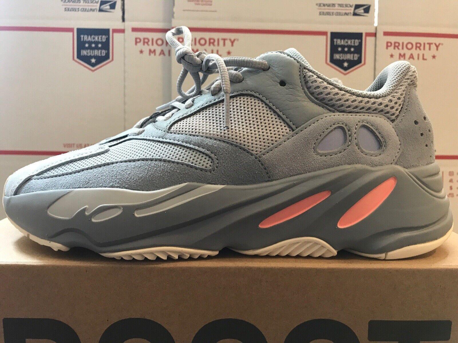 Adidas Originals x Kanye West  Yeezy Boost 700 INERTIA size 9.5 Deadstock