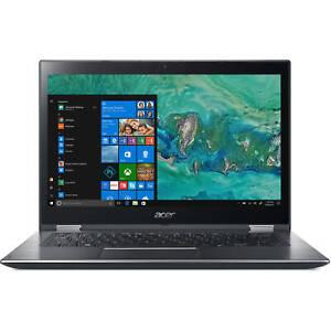"Acer 14"" Spin 3 Laptop Intel Core i3-8130U 2.20GHz 8GB Ram 256GB SSD Windows10H"