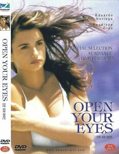 Open Your Eyes: Abre los ojos DVD (1997) Eduardo Noriega ...